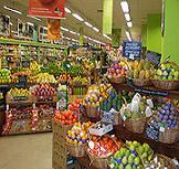 inglés para niños, supermarket