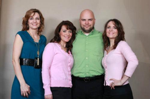 Joe e suas três mulheres