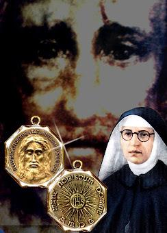 A Sagrada Face revelada à Irmã Maria Pierina de Michelli