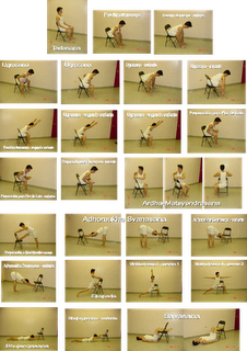 Yoga atala mayo 2012 for Sillas plegables para yoga