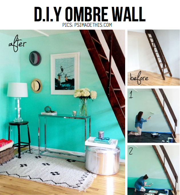 Home Becomes Her Everything Ombre