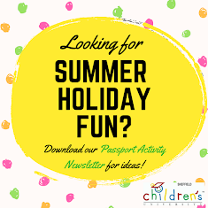 Summer Passport Activity Newsletter