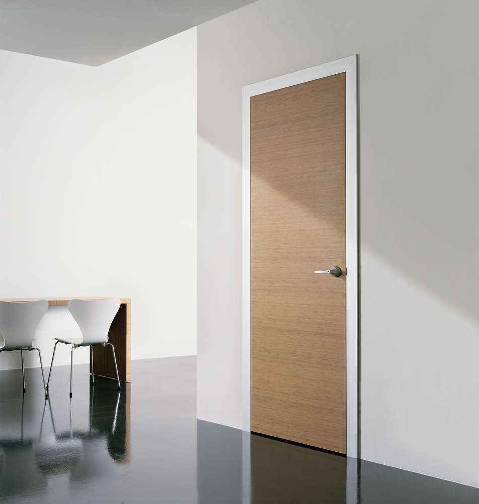 Bamboo lamp photo bamboo interior doors for Contemporary interior doors