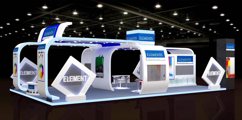 Exhibition Stall Image : Digital marketing in delhi agency