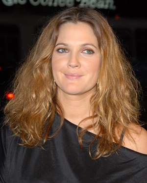 Drew Barrymore Hairstyle 14