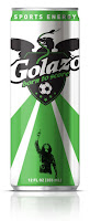 Golazo Energy Drink