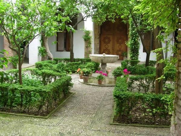 Patios fotograf as antiguas turismo y gastronom a en c rdoba - Fotos de patios de casas ...