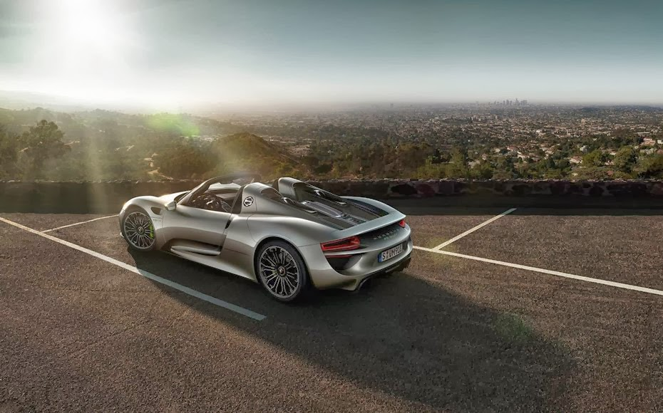2014 porsche 918 spyder unveiled way2speed performance. Black Bedroom Furniture Sets. Home Design Ideas