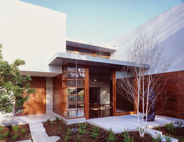 Dise o de casa elegante con madera design home dise o de - Disenos casas de madera ...