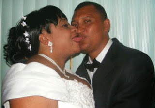 RONKE OSHODI OKE AND HUSBAND,RONKE OSHODI HUSBAND