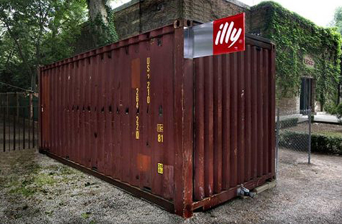 Container homes that open in 90 seconds push button - Kalkin shipping container homes ...