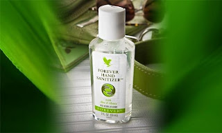 Forever Hand Sanitizer cu Aloe Vera si miere