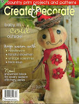 Liz Revit in Create &amp; Decorate Jan/Feb 2012