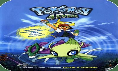 Pokémon Por Siempre Celebi, la voz del bosque