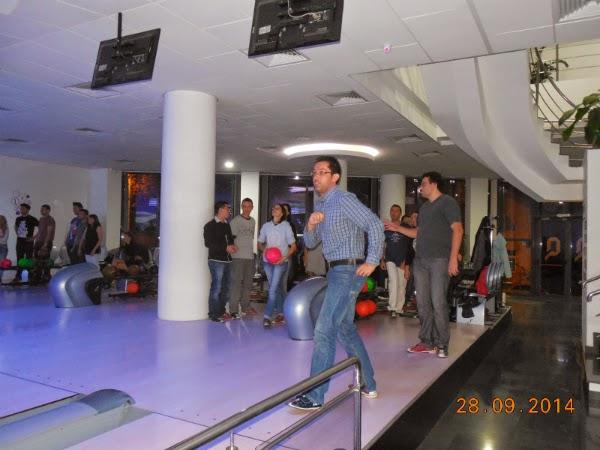 Cosmin cu dragoste de bowling