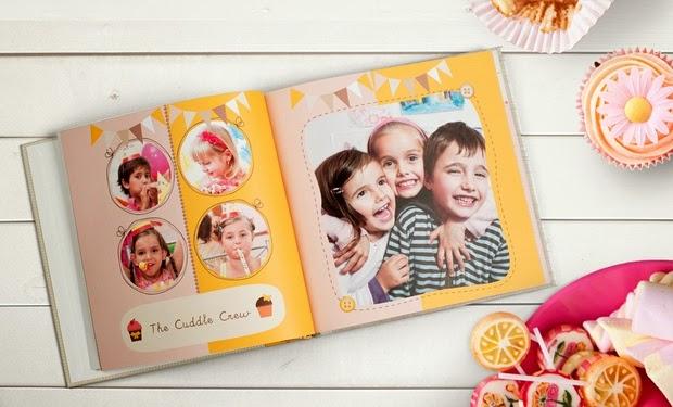 FREE 40-Page Personalised Photobook