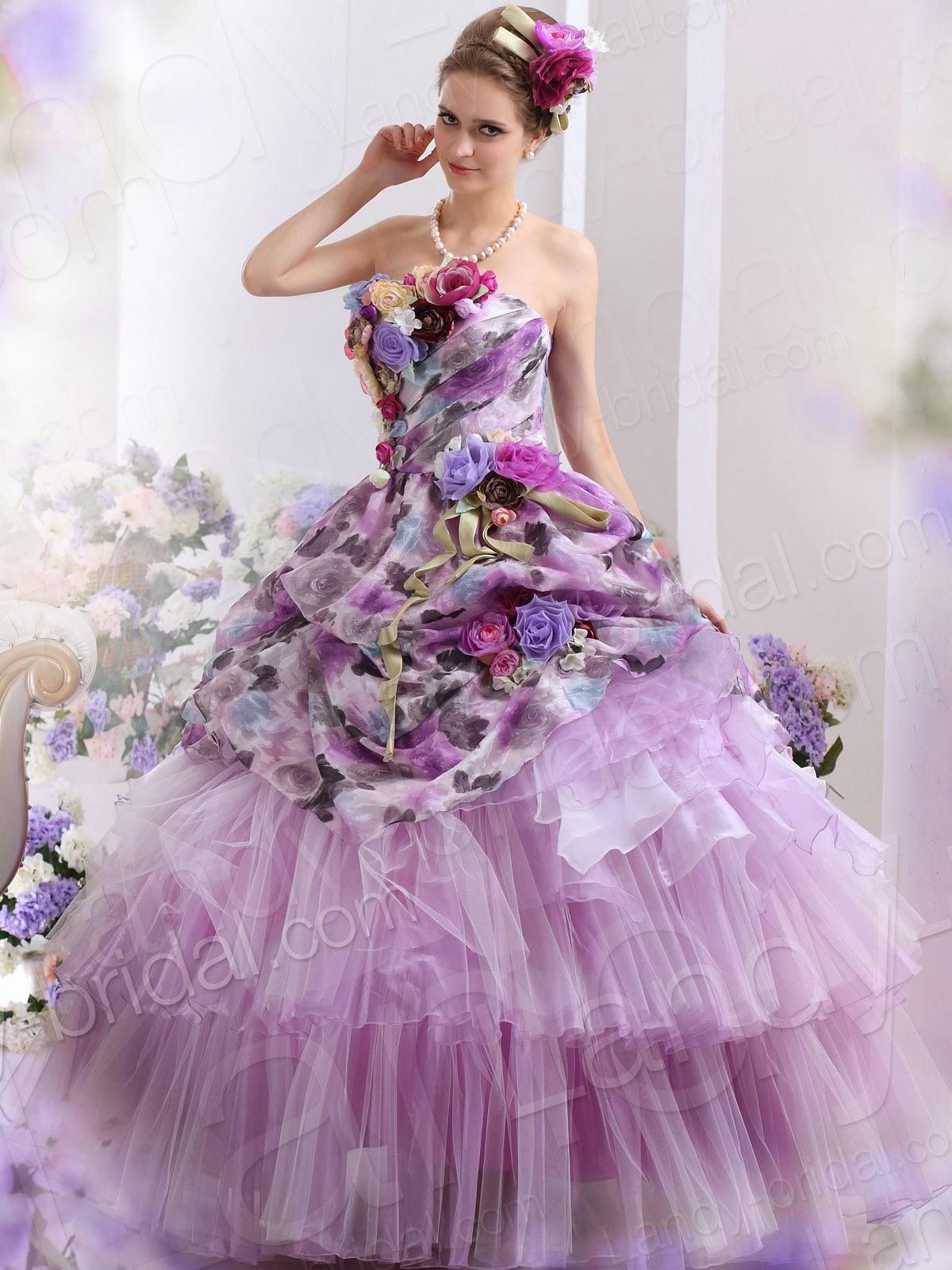 Strapless Wedding Dresses Ball Gown | HD Wallpaper