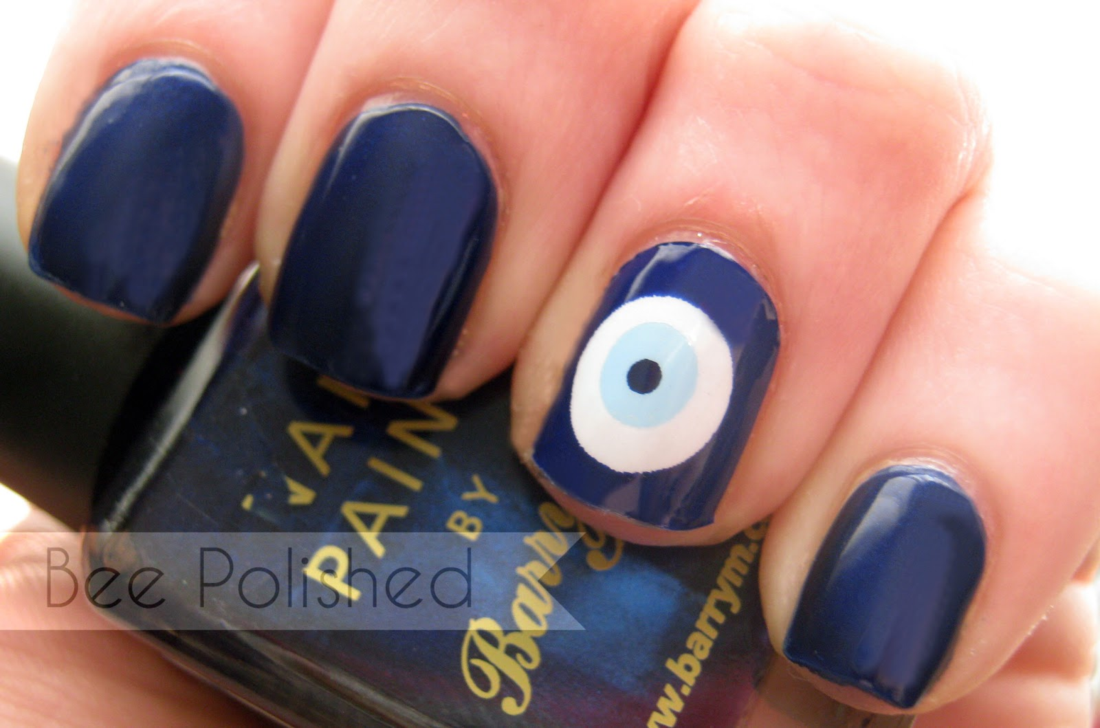 Go Scratch It: The Evil Eye - Bee Polished