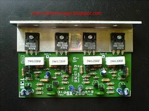 Power OCL 300W