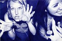 Ballpoint Pen Portraits3