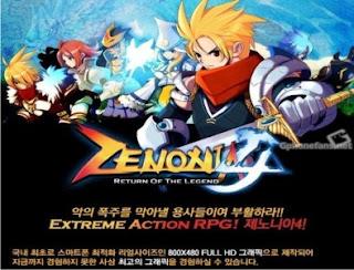 Zenonia 4 offline