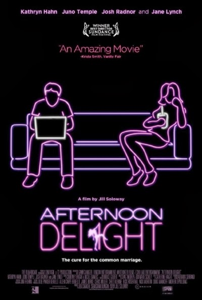 Capa do Filme Afternoon Delight