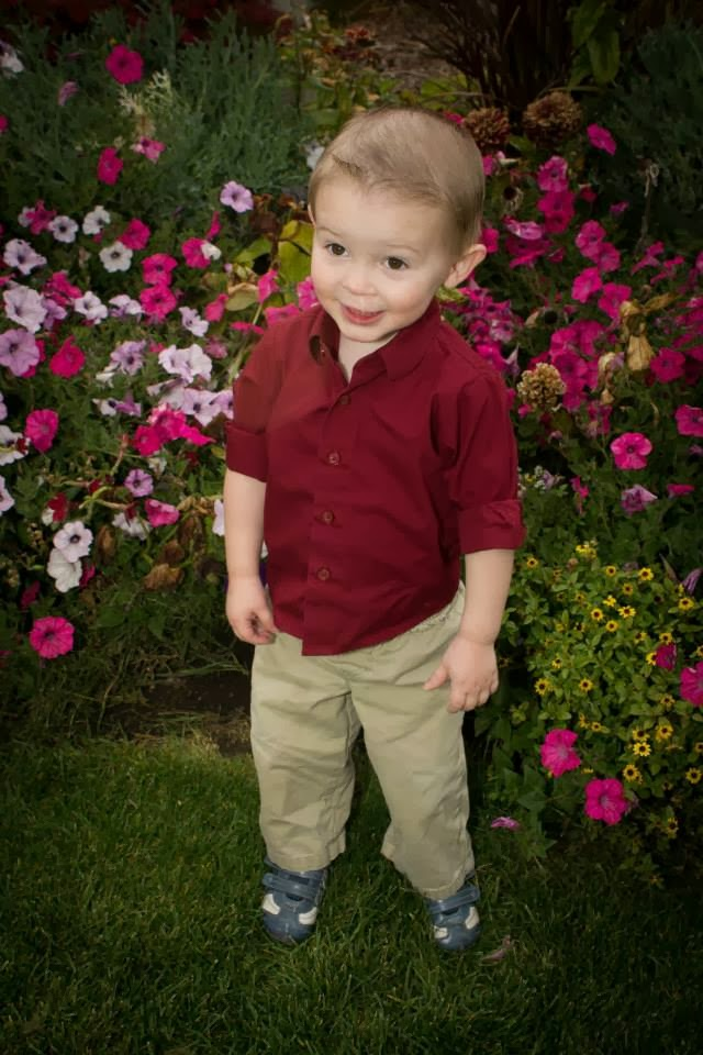 Jayden-Our Perfect Angel
