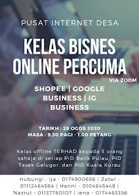 Kelas Shopee dan Niaga Online