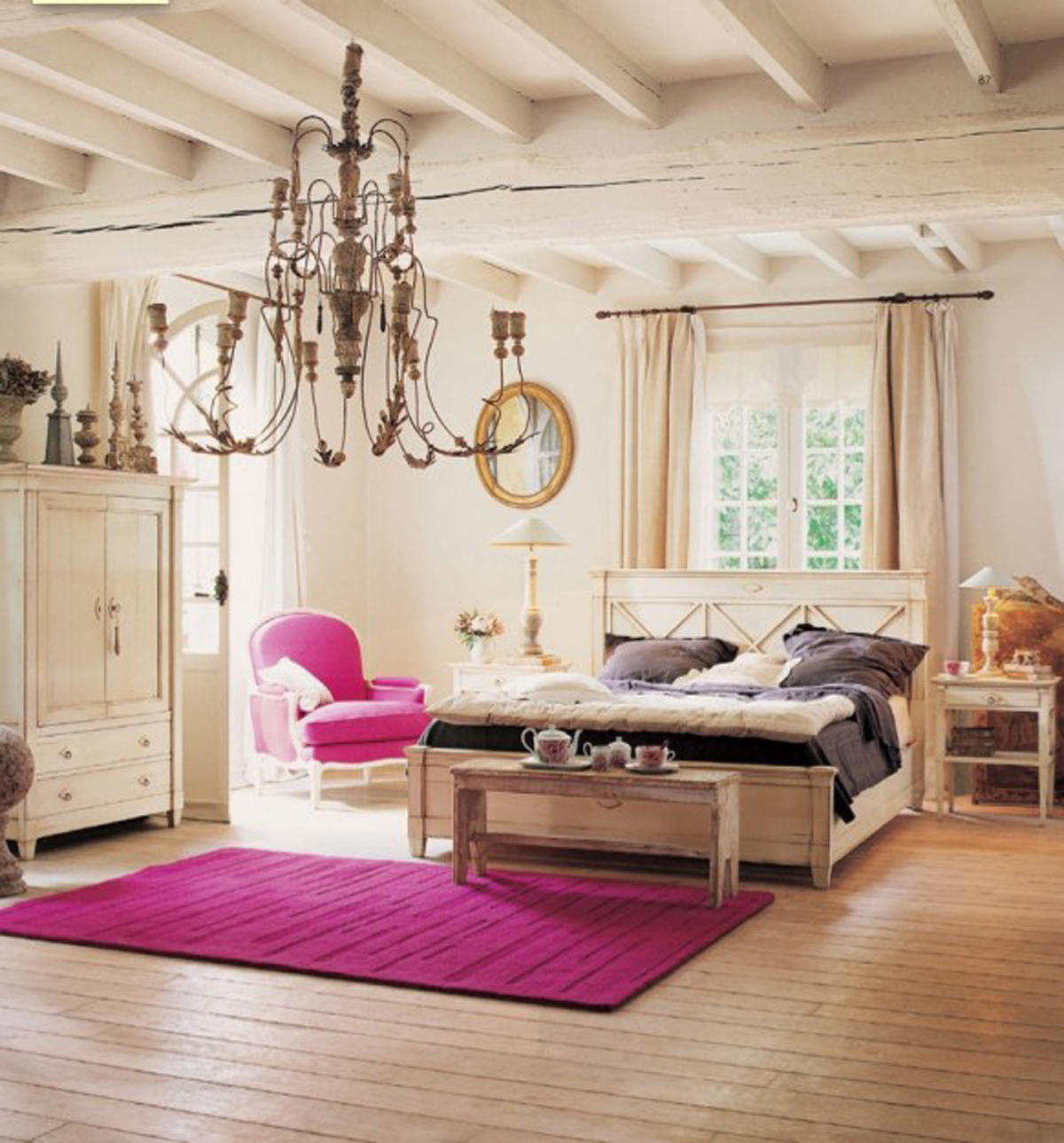 Decorated Bedrooms