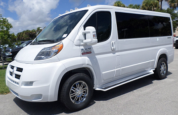 2015 Ram Promaster Conversion Vans