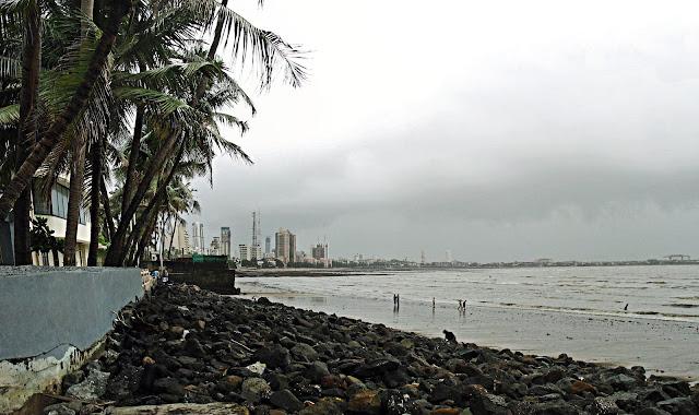 rocky dadar beach