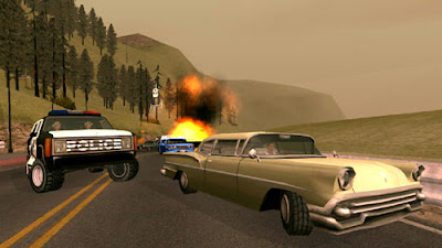 Grand Theft Auto: San Andreas for Android phones and Tablets