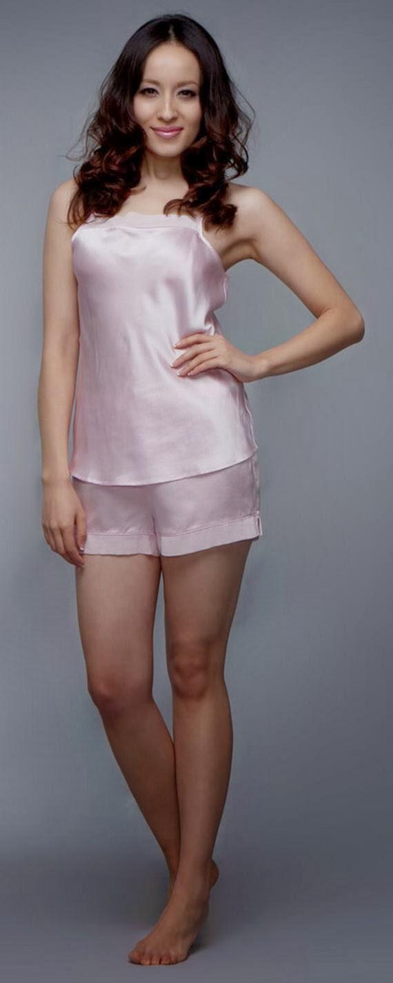Silk+Short+Night+Wear+Nighty+Dress+For+Girls+Fashion+In+Bed004