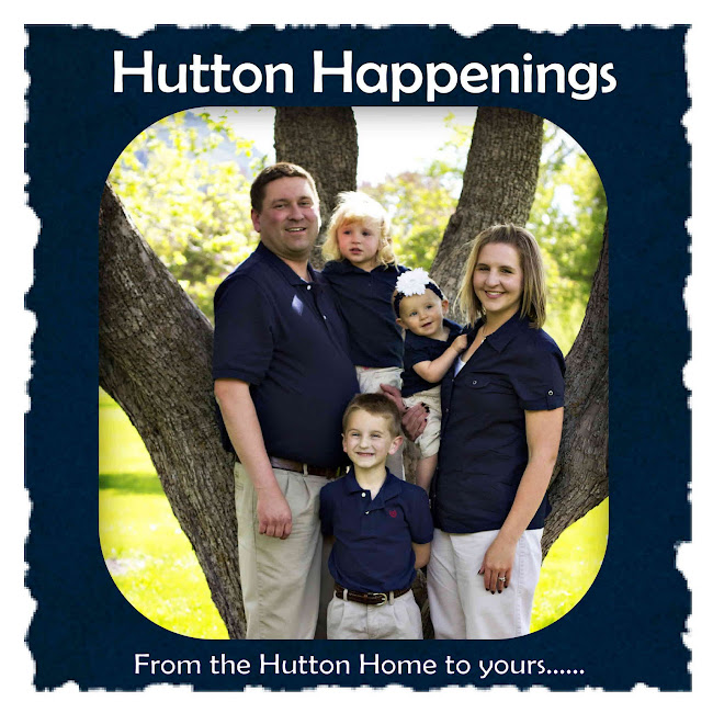 Hutton Happenings