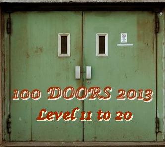 100 Doors 2013 Level 11 12 13 14 15 16 17 18 19 20