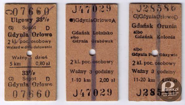 Bilety SKM