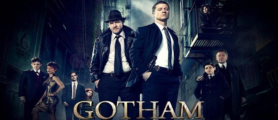Thành Phố Tội Lỗi: Phần 1 - Gotham: Season 1 - 2014