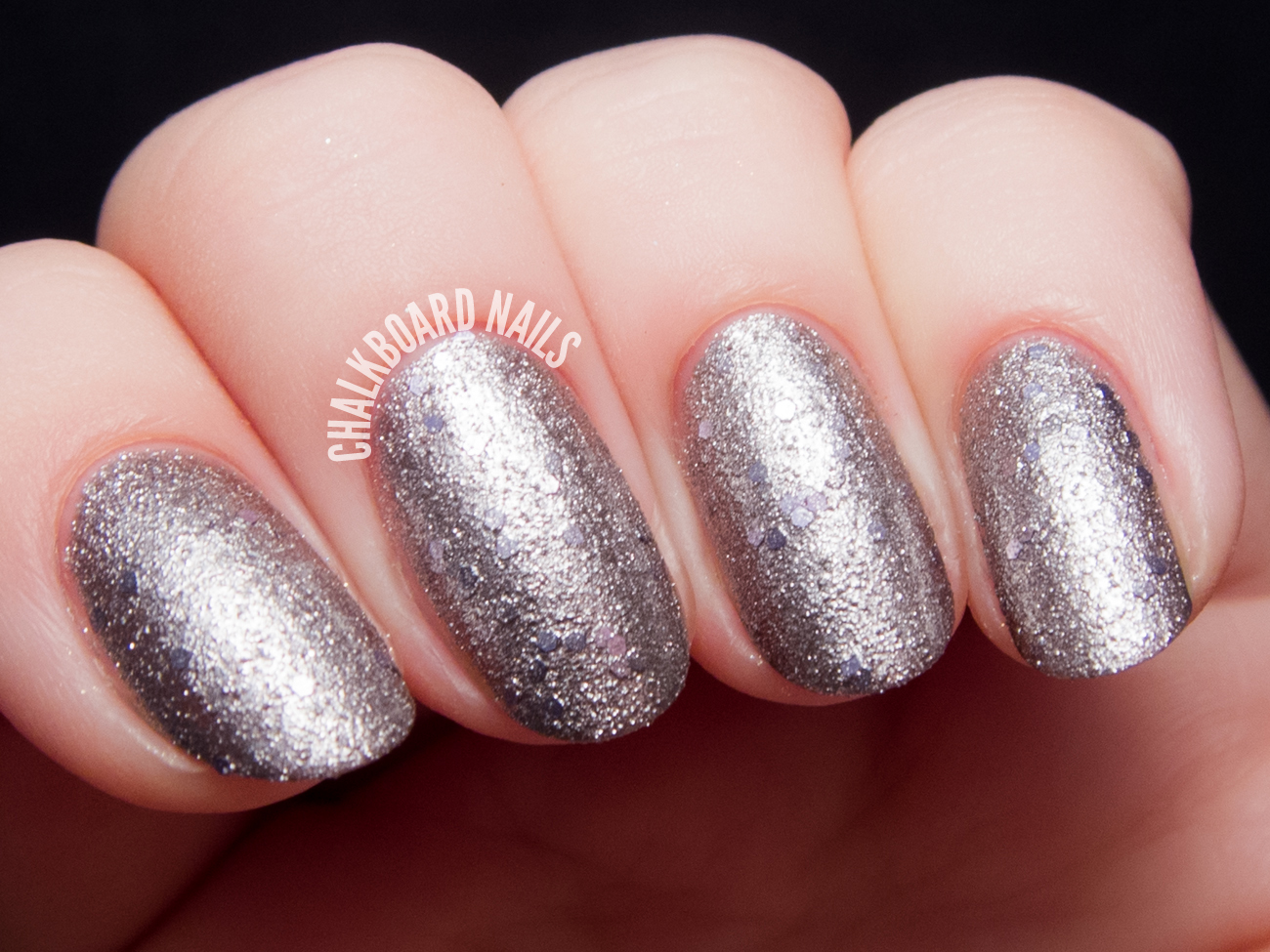 Color Club Friends With Benefits via @chalkboardnails