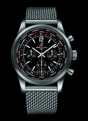 Breitling Transocean Unitime Pilot watch replica