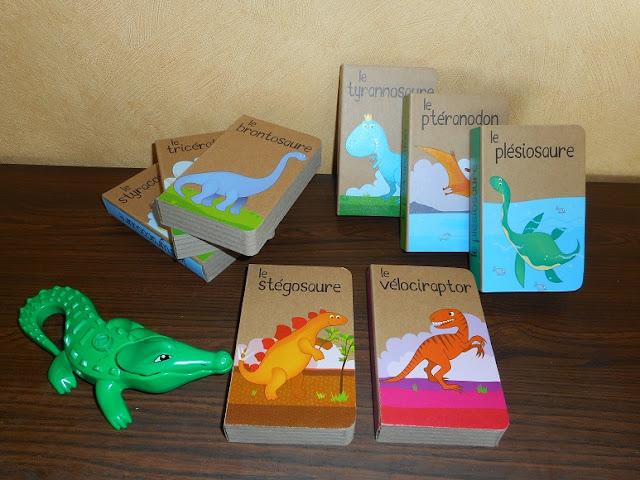 livre pour enfant theme dinosaures
