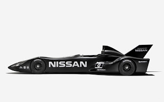 DeltaWing race car design