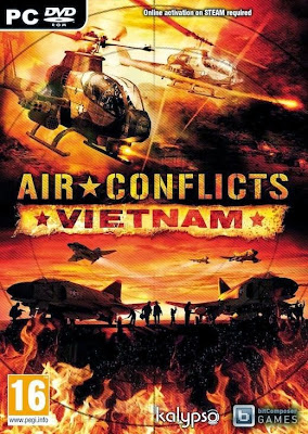 Air Conflicts Vietnam Free Download Full Version PC Game