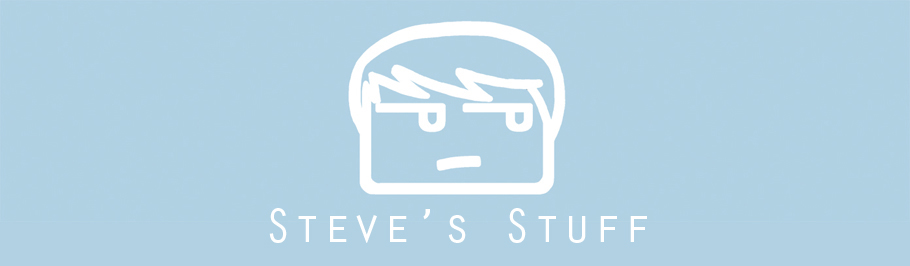 steve's stuff