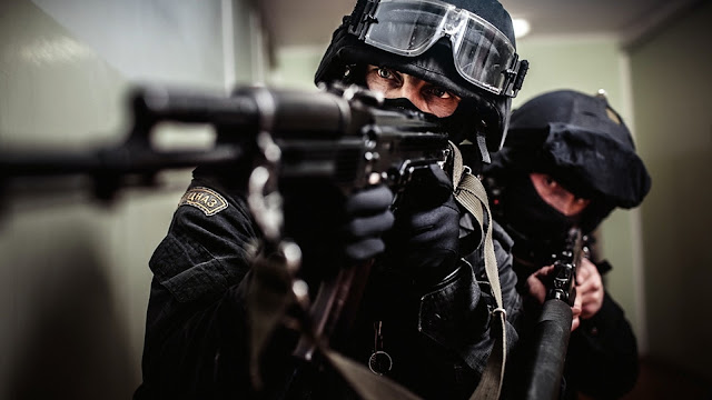 Russian Special Forces HD Wallpaper