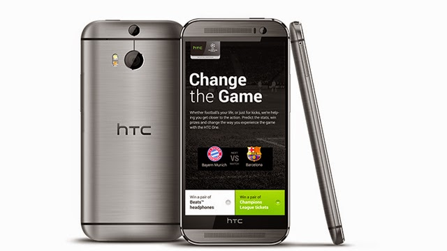 HTC ONE M8 (NGN56,000)