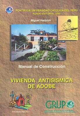 Descargar Manual de Construcción Vivienda Antisismica de Adobe
