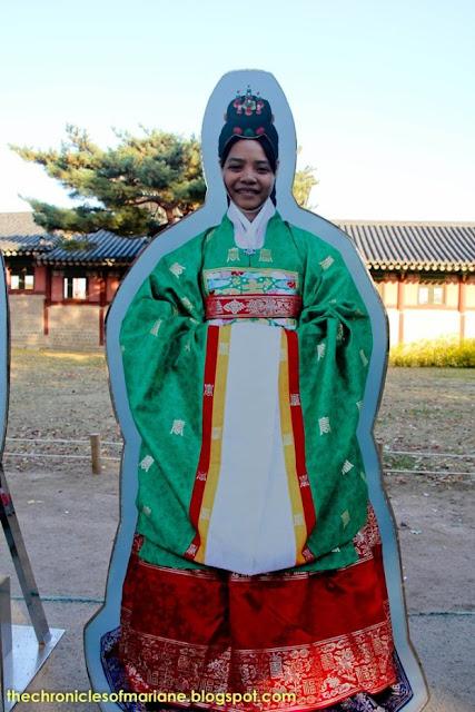 Gyeongbokgung Palace hanbok