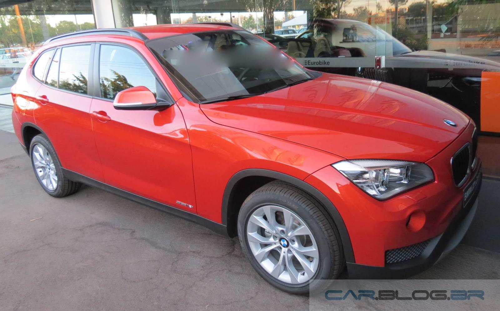 BMW X1 2015 Flex - consumo