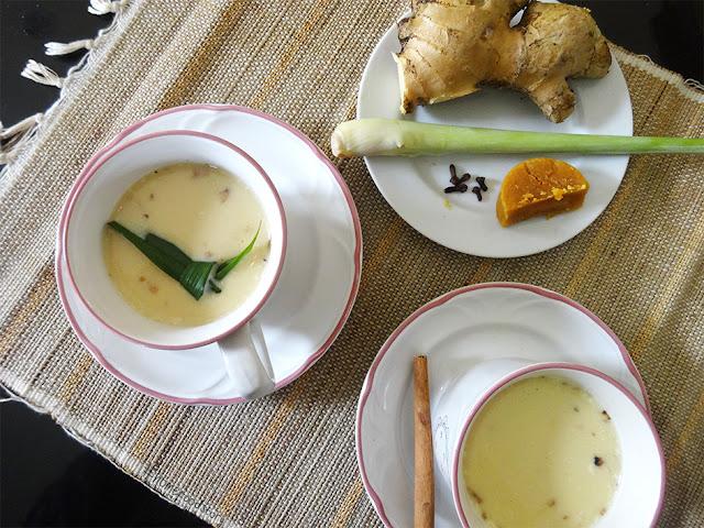 Bandrek || homefoodstory.blogspot.com