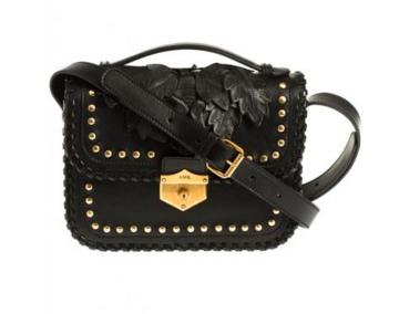Alexander McQueen Heroine Bag Alexander